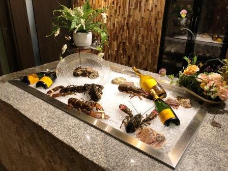 中洲徘徊でイタリアンを食す -restaurante del mar(博多区中洲)-